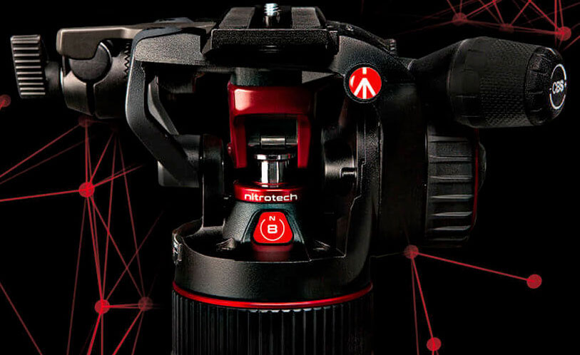 VIDEO TUTORIAL: How to counterbalance your camera on a Manfrotto NITROTECH Fluid Video Head