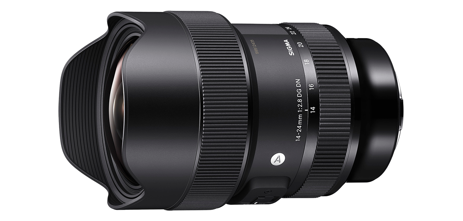 JUST ANNOUNCED: SIGMA 14-24mm F2.8 DG DN | Art