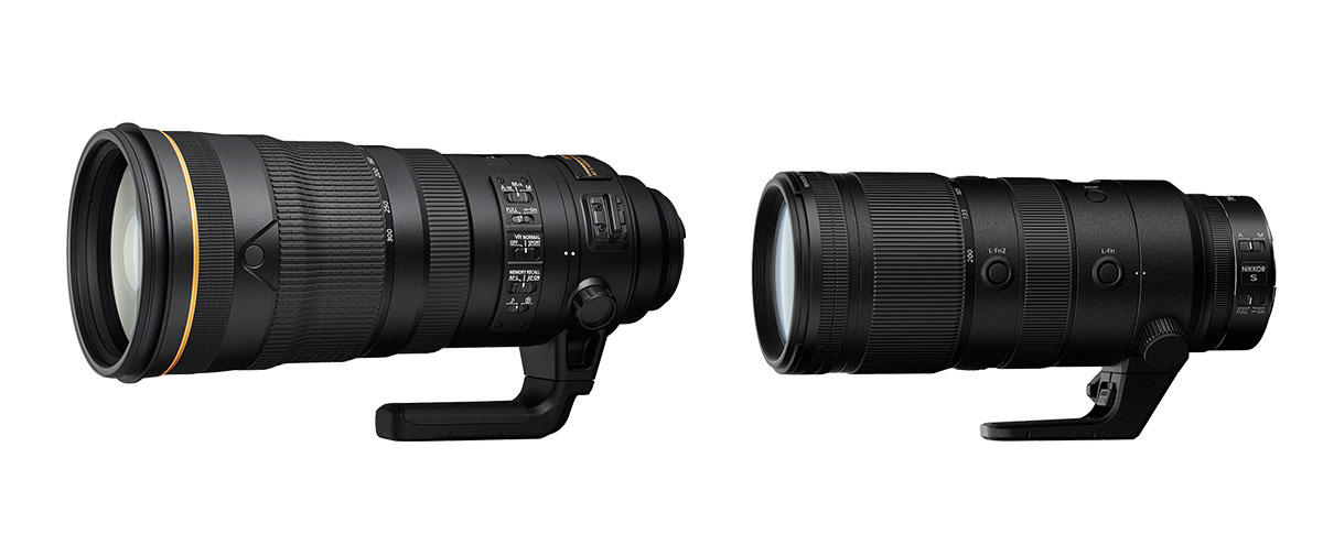 JUST ANNOUNCED: Nikon Introduces Two New Flagship Telephoto Lenses