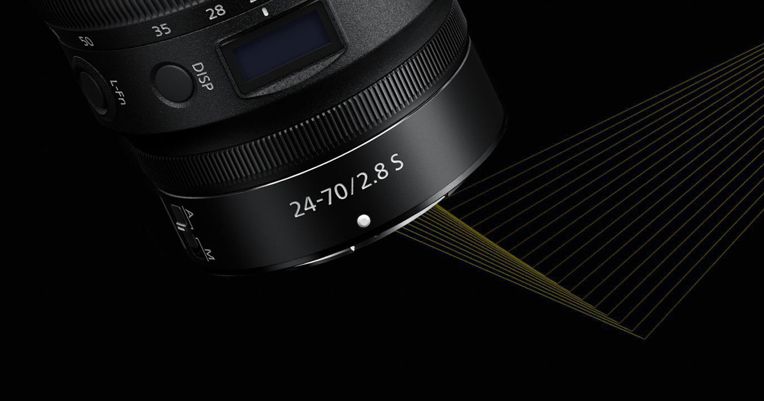 JUST ANNOUNCED: NIKON INTRODUCE THE NIKKOR Z 24-70MM F/2.8 S