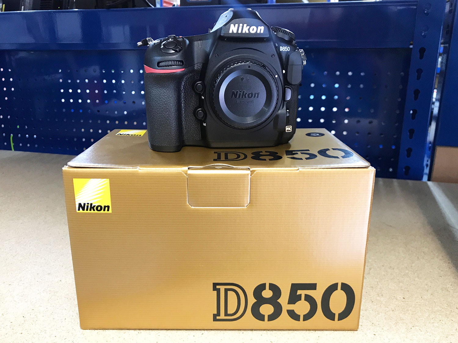 MORE IN STOCK: The Nikon D850!