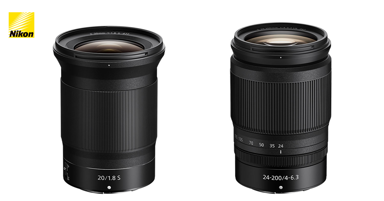 NEWS: Two New Nikkor Z Lenses Join the Nikon Z Family