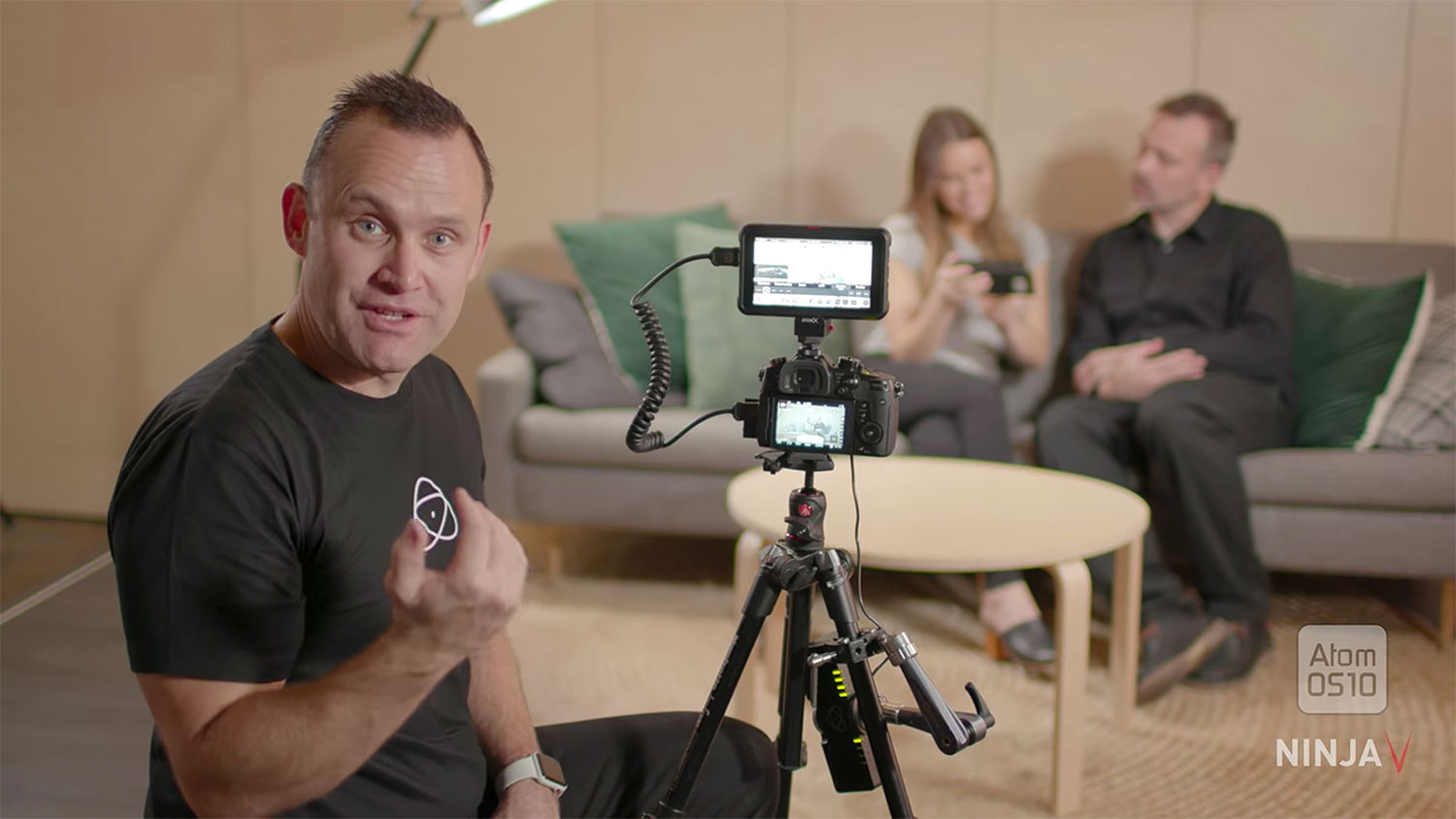 TUTORIAL: AtomOS 10 features, set-up and HDR run through with CEO Jeromy Young