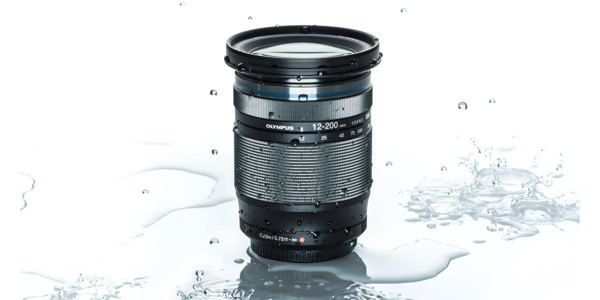 Olympus announce M Zuiko Digital ED 12-200mm F3 5- 6 3 lens