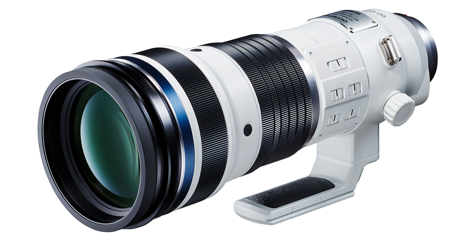 NEWS: Olympus announce development for new telephoto lens; the M.Zuiko Digital ED 150-400mm F4.5 TC1.25x IS PRO