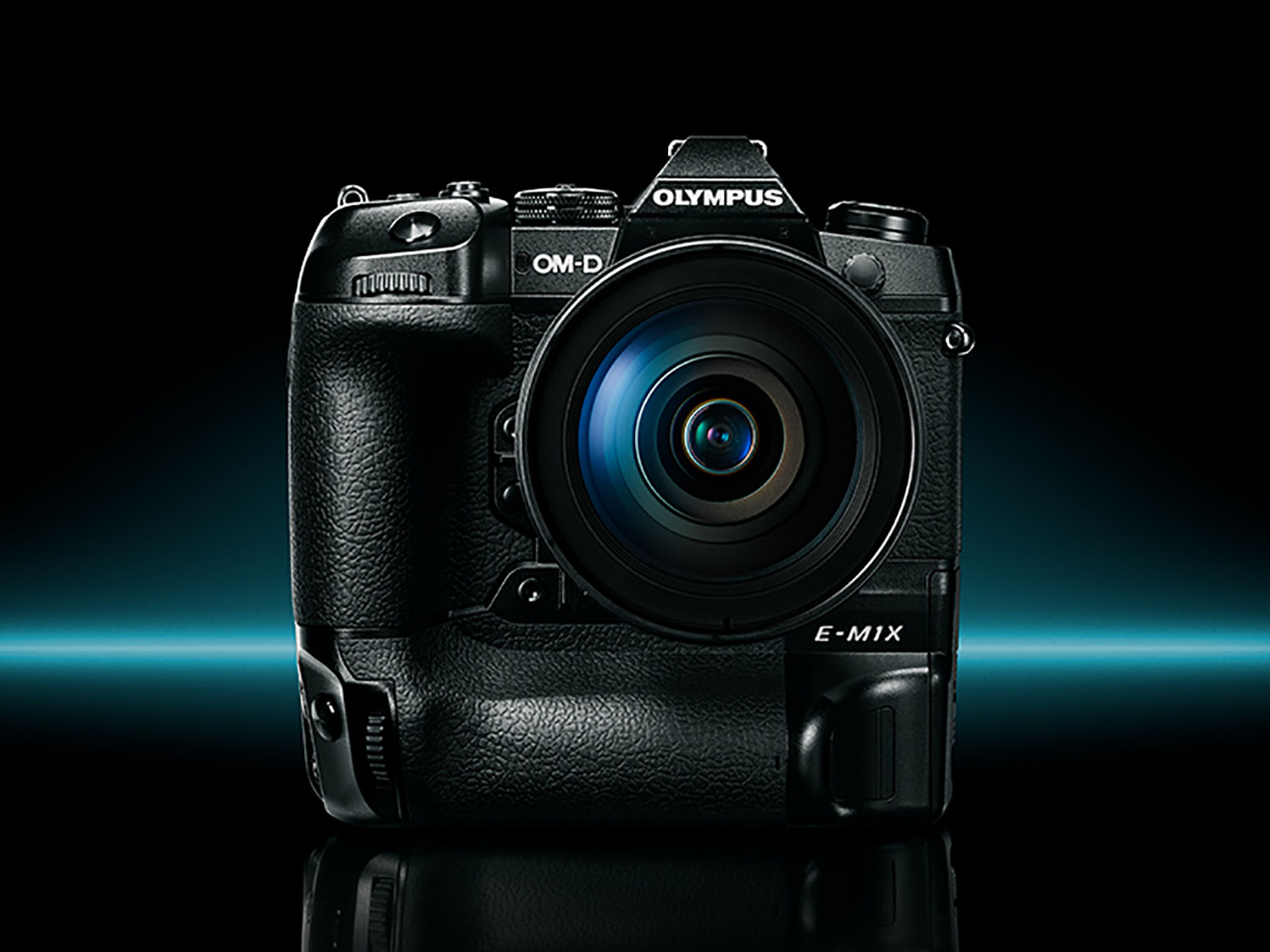 JUST ANNOUNCED: The Olympus OM-D E-M1X