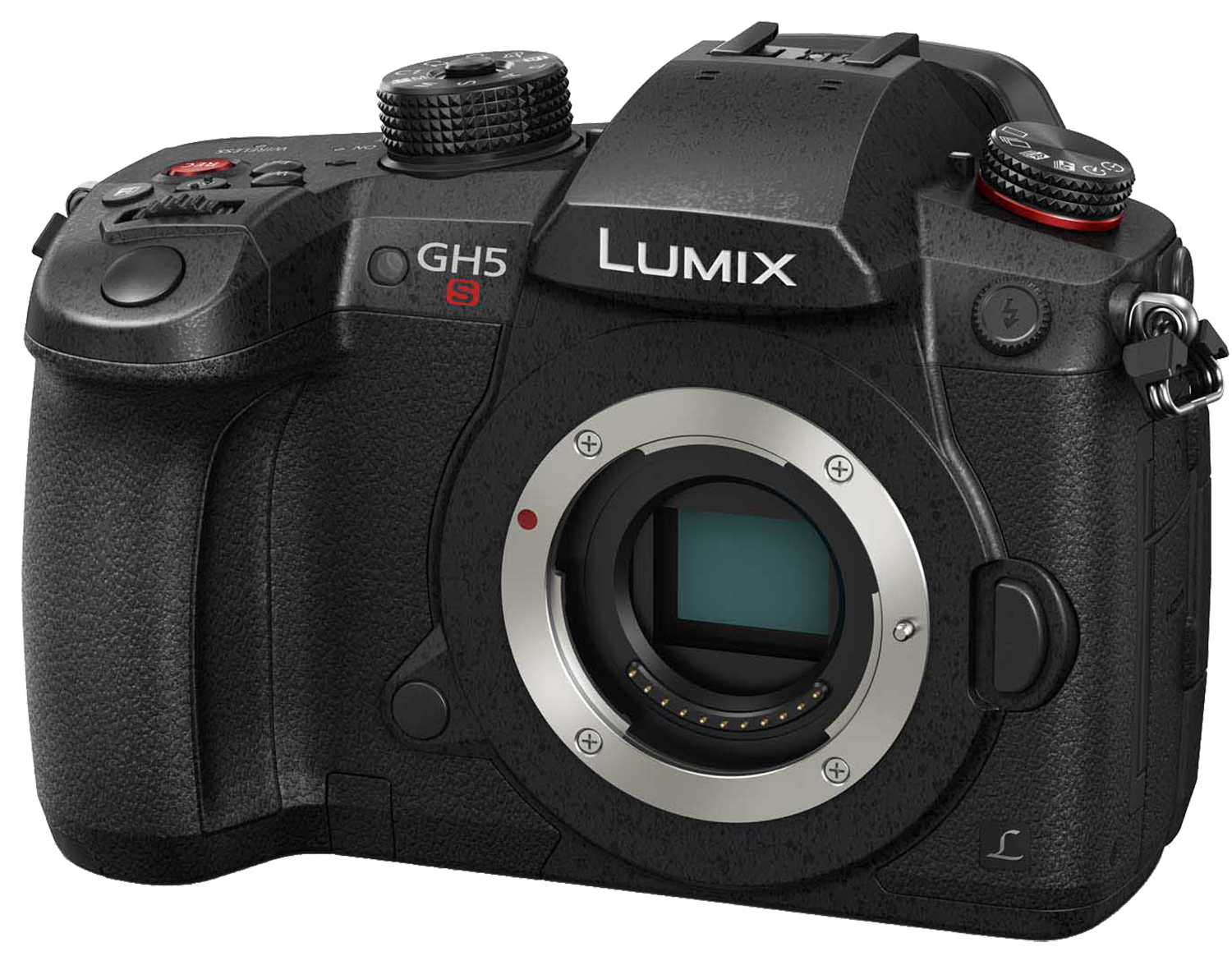 Now in stock! The Panasonic GH5S