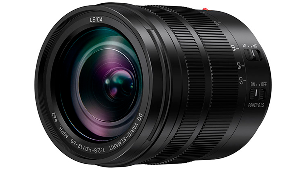 Panasonic's new 12-60mm f/2.8-f/4.0