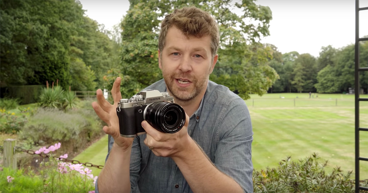 FIRST LOOK: The Fujifilm X-T3 with Photo Gear News