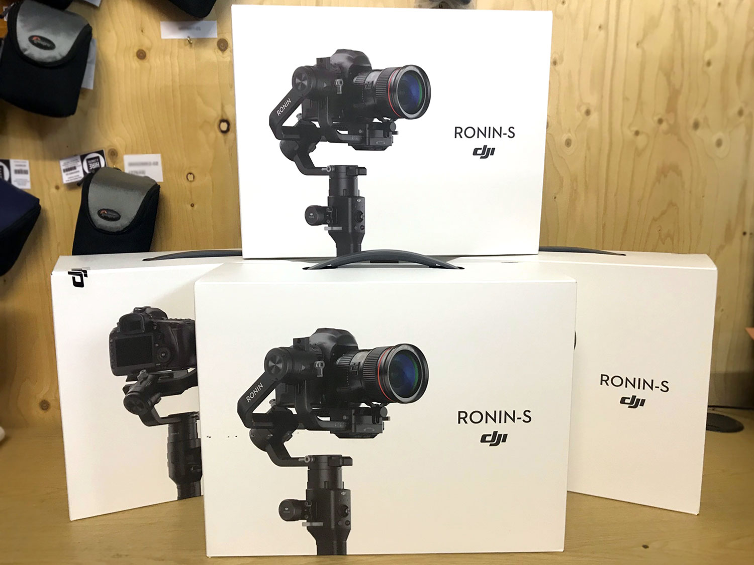 ronin s firmware from 1.1 to 1.8