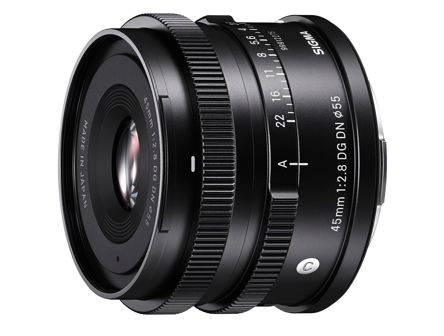 NOW IN STOCK: Sigma 45mm f2.8 DG DN | Contemporary – E mount