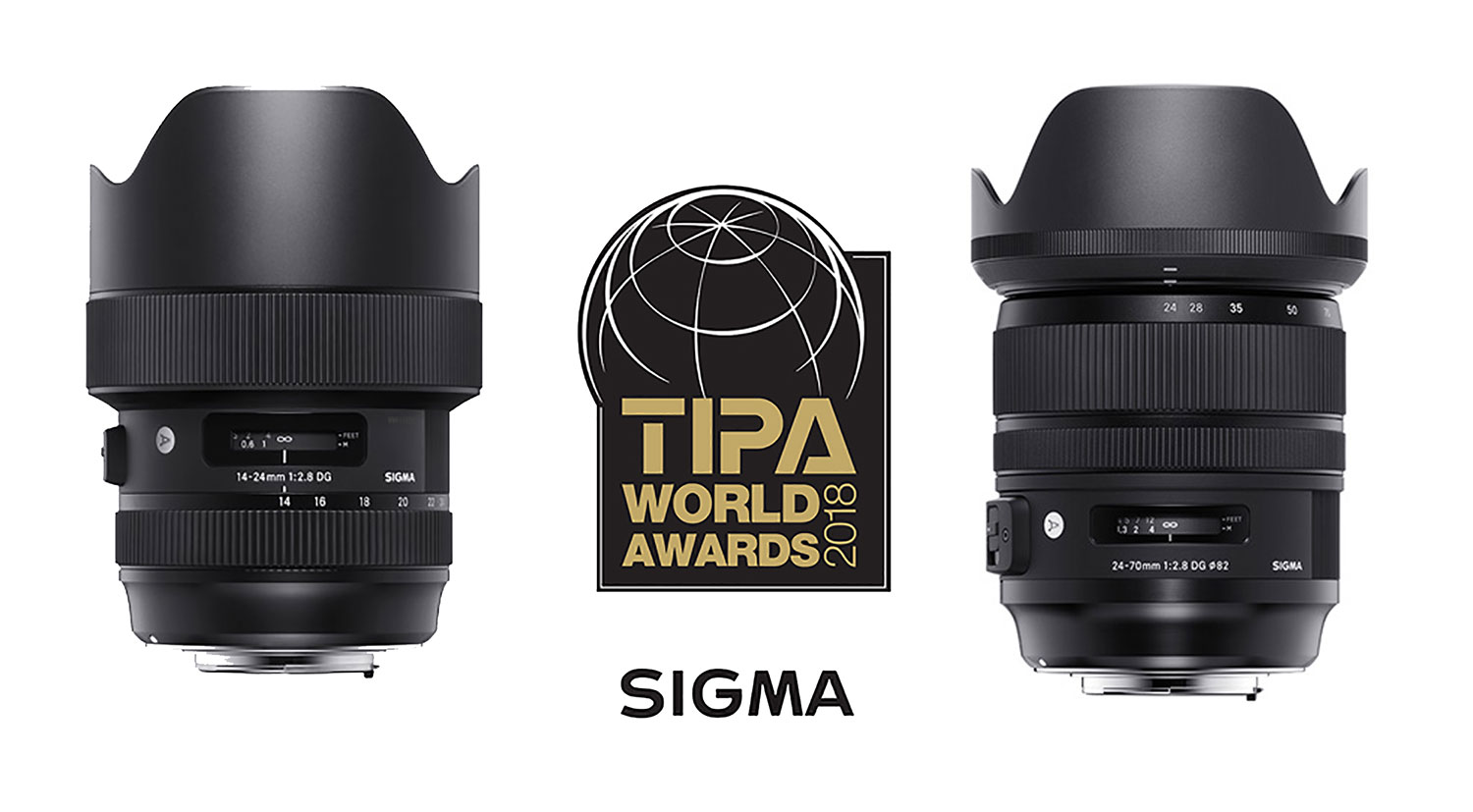 News Tipa Awards Sigma 2 Accolades For Their Art Series Of Lenses Nikon 70 300mm F 4 56 Dg Os 14 24mm F28 Hsm And 24