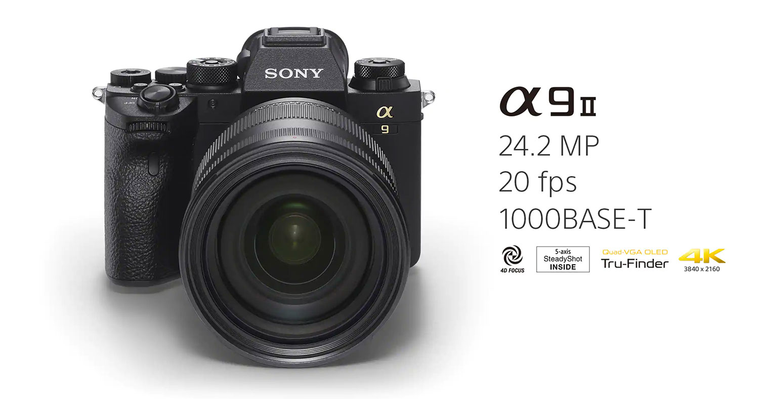 IN STOCK: Sony α9 II – Sample Images