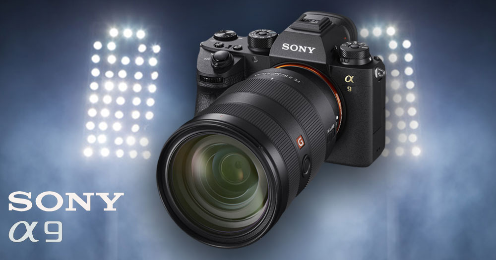 NEWS: Firmware Update for Sony a9 Released