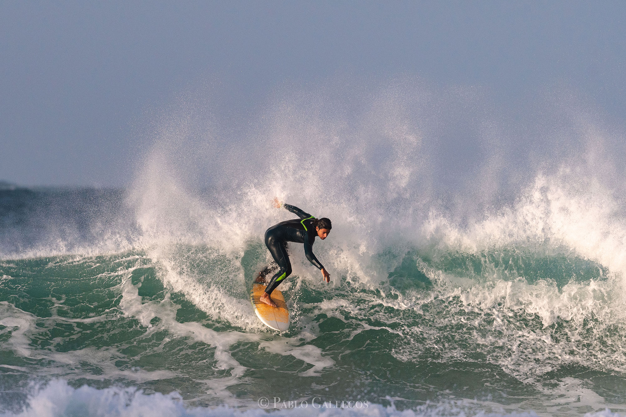 CUSTOMER CASE STUDY: Surf Photography in Cornwall with the Nikon AF-S NIKKOR 500MM F/5.6E VR