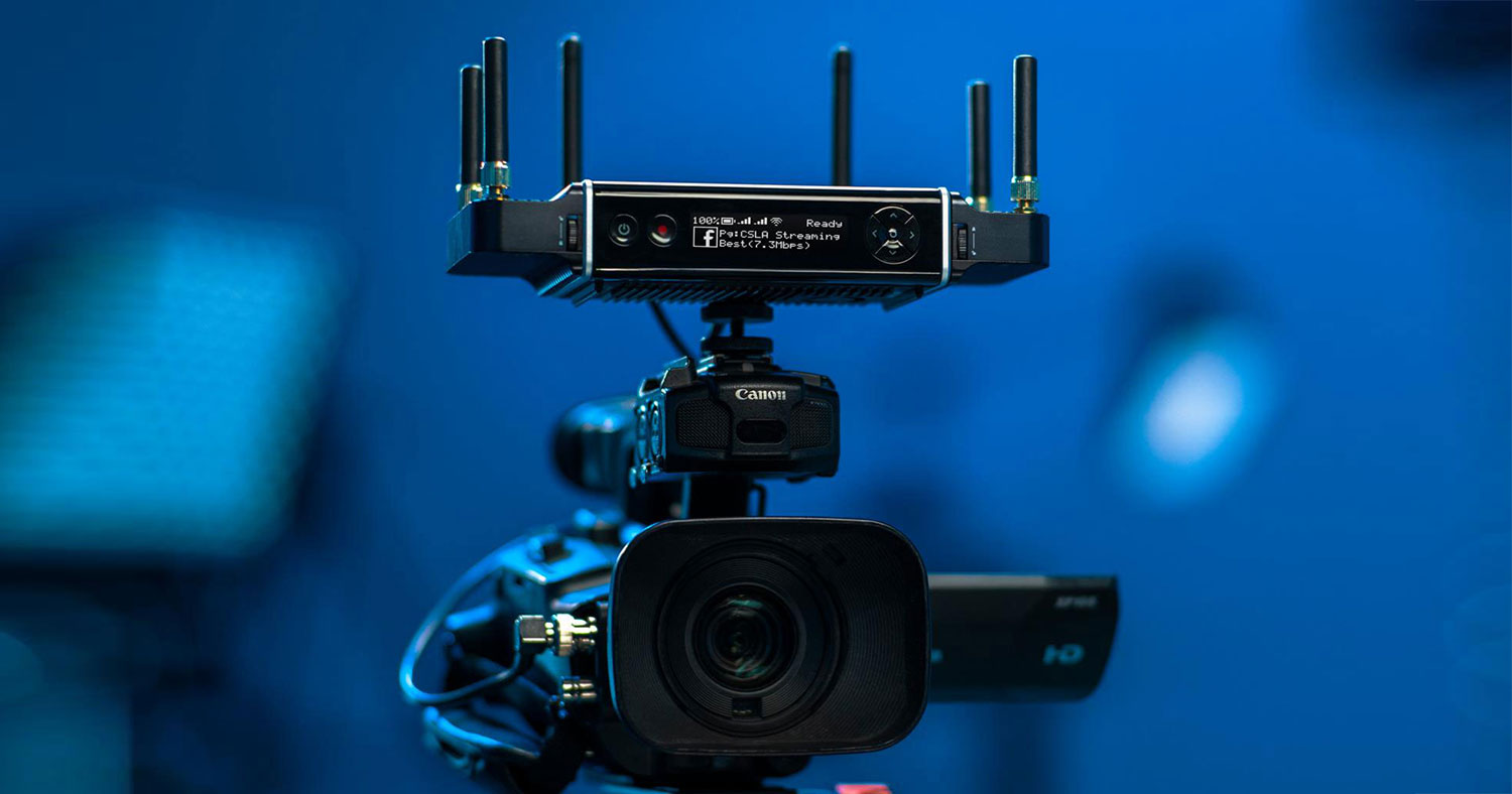 NOW IN STOCK: The Teradek Vidiu Go