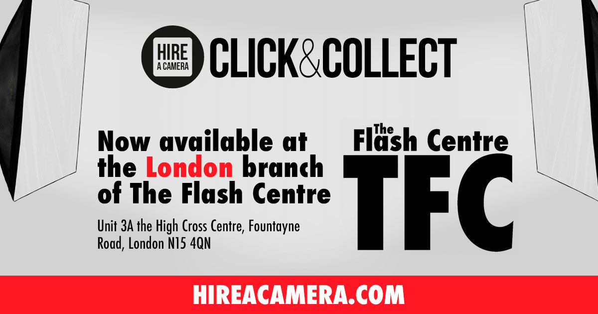 NEWS: The Flash Centre London Joins our Click and Collect Network