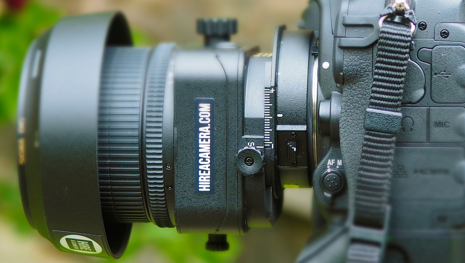 Reasons to Hire the Nikkor 45mm f/2.8 Tilt-Shift Lens