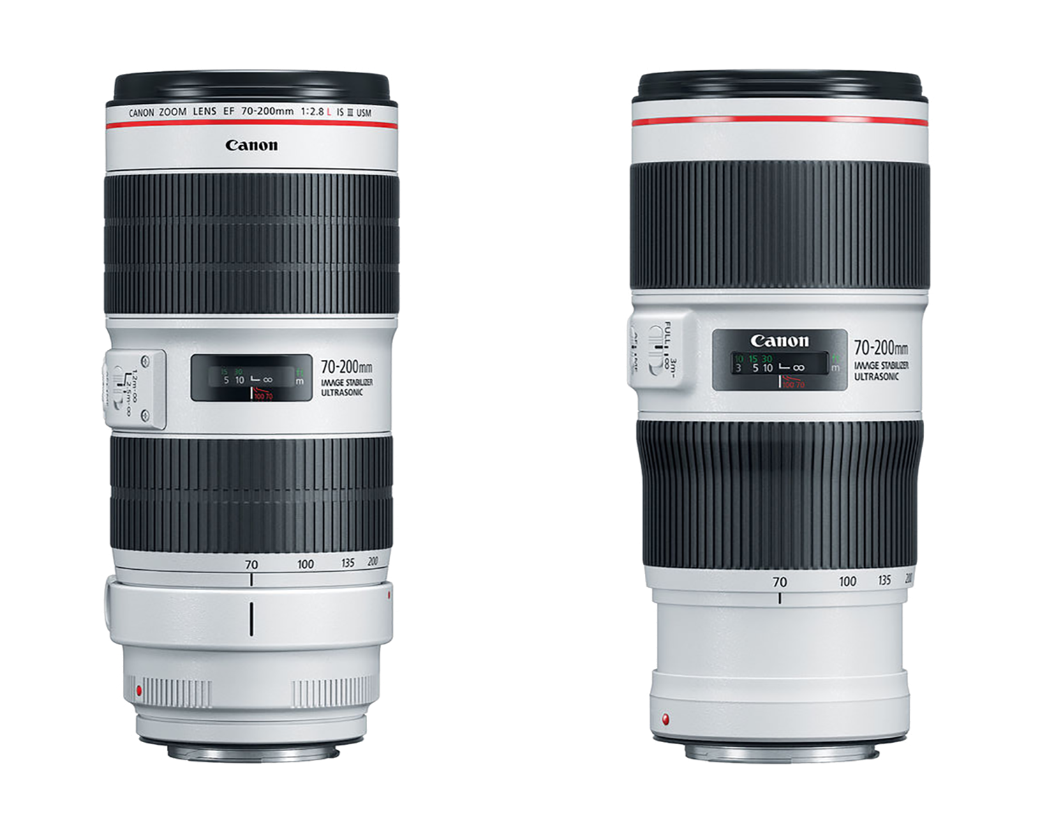 JUST ANNOUNCED: Two New Canon 70-200mm L-Series Lenses