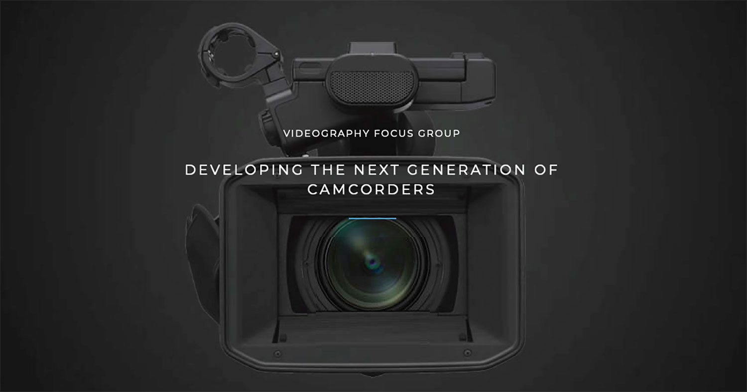 TAKE PART: Videography Focus Group