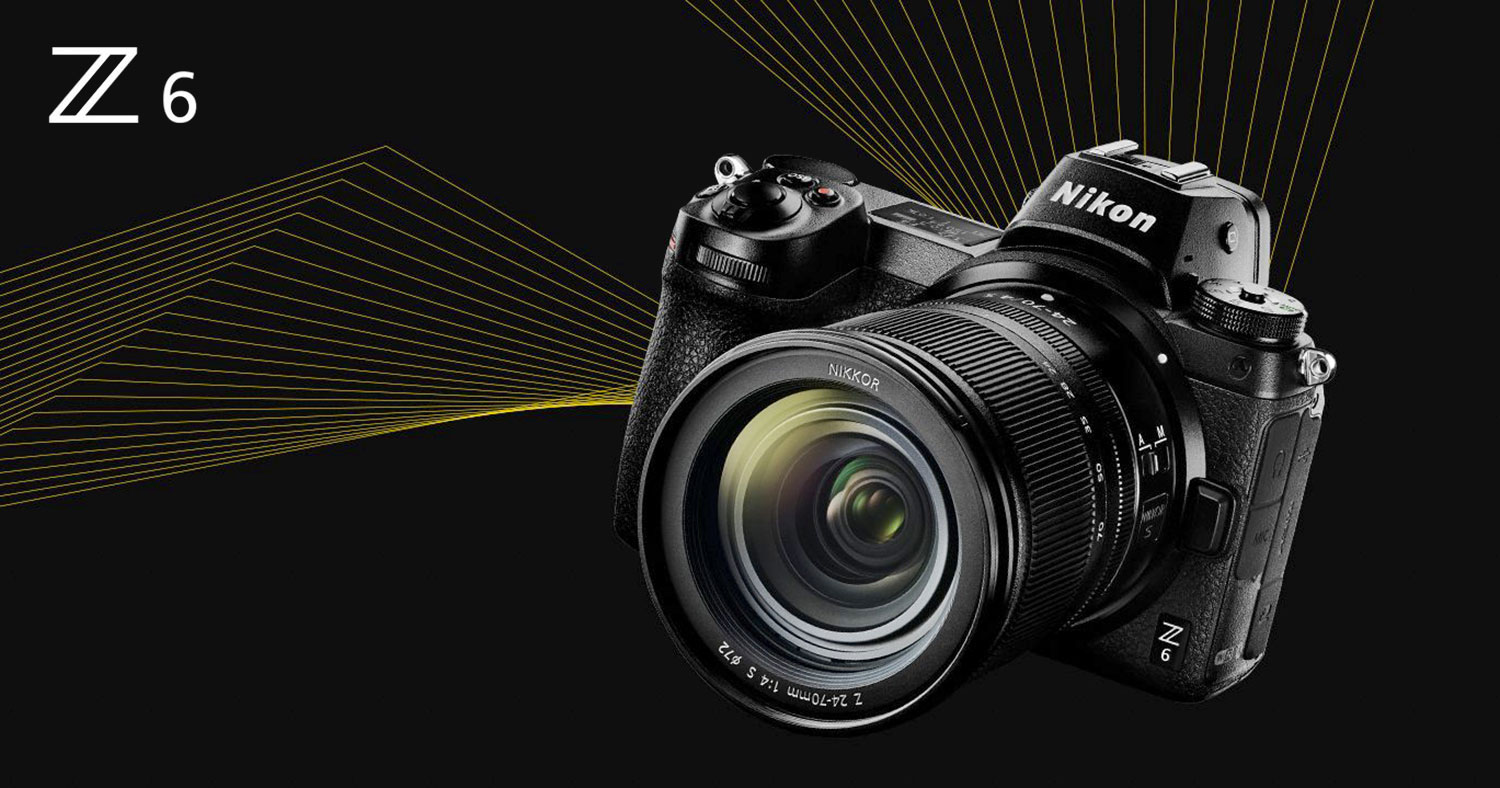 VIDEO: New Nikon Z 6 Product Tour