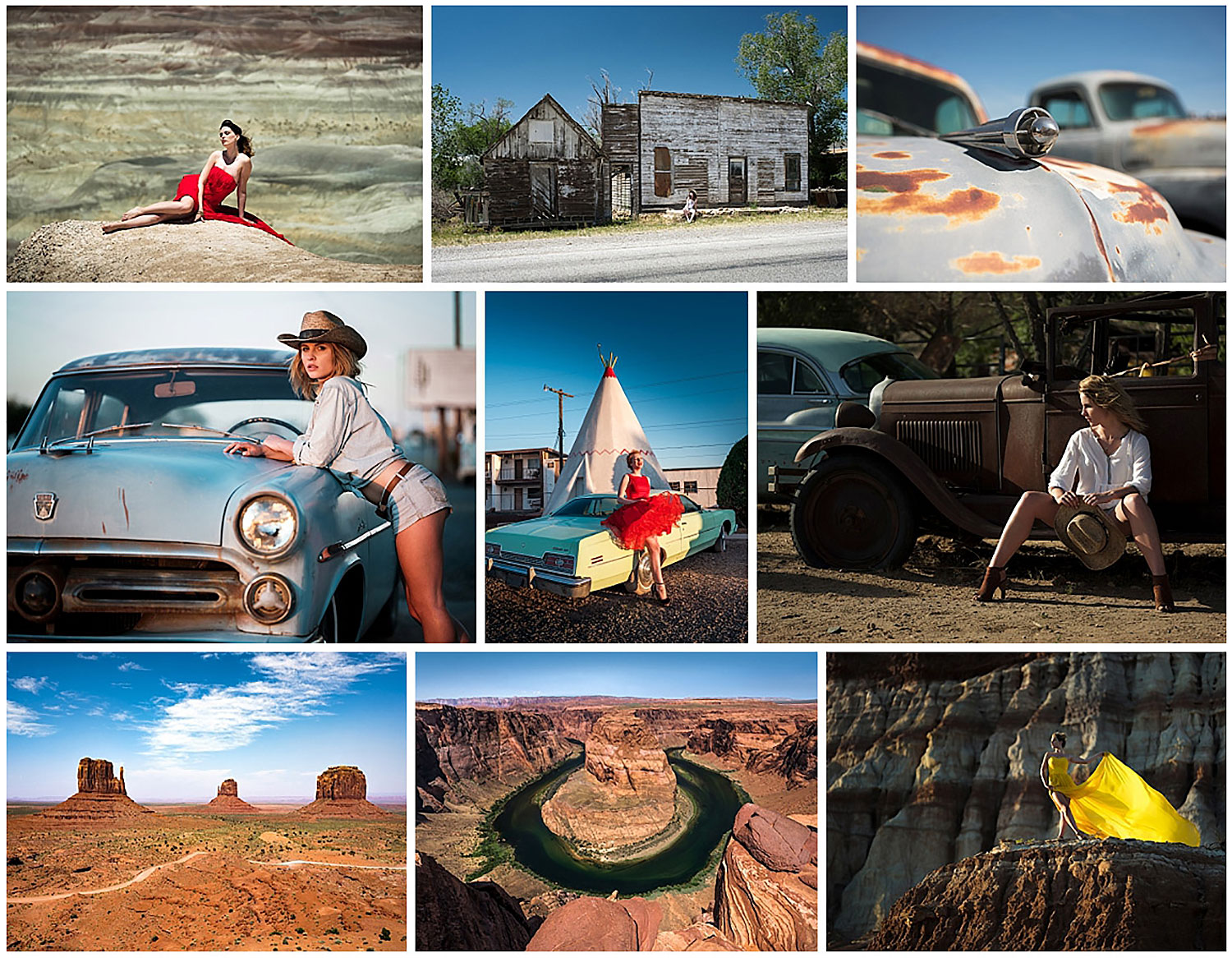 BOOK NOW: The Wild West Road Trip with Damien Lovegrove