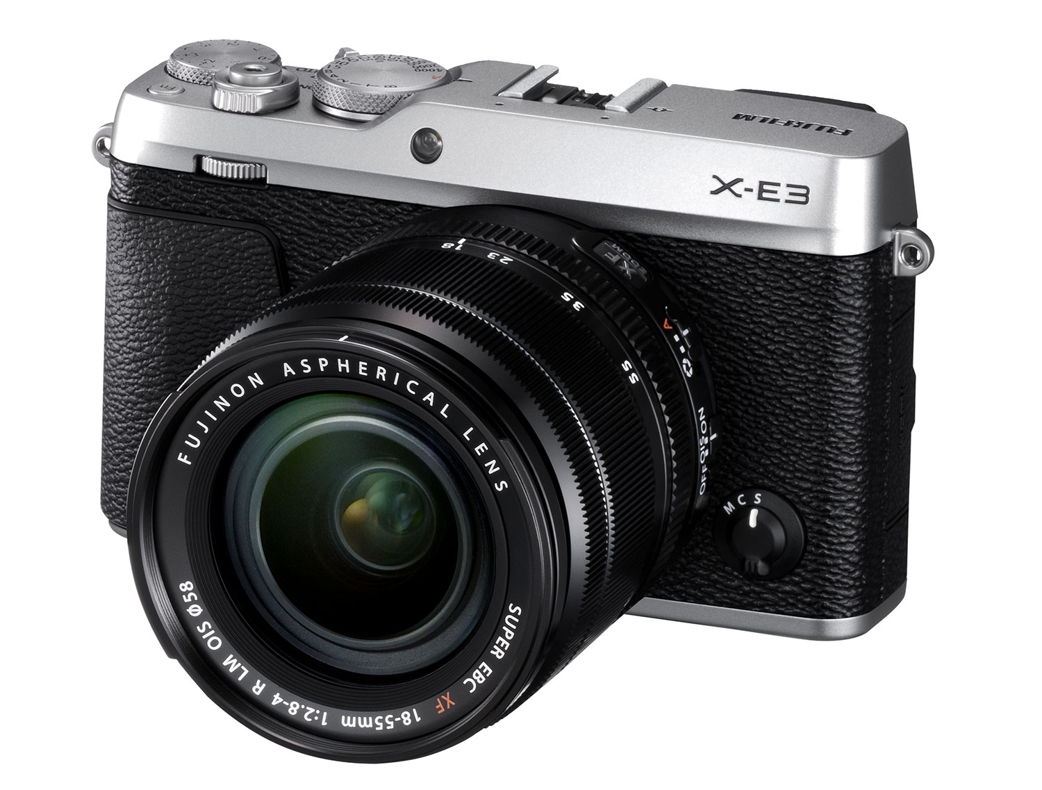 Fujifilm unveil the X-E3 mirrorless camera