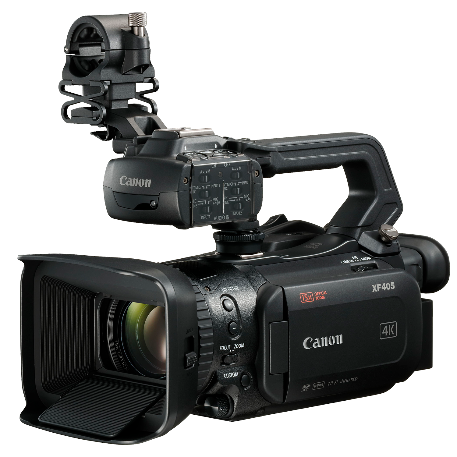 Now in stock! The Canon XF405