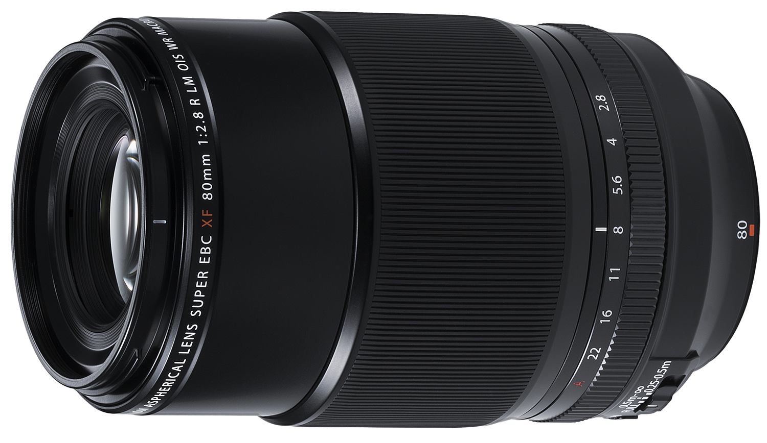 Now in stock! The Fujifilm XF80mm F2.8 R LM OIS WR Macro