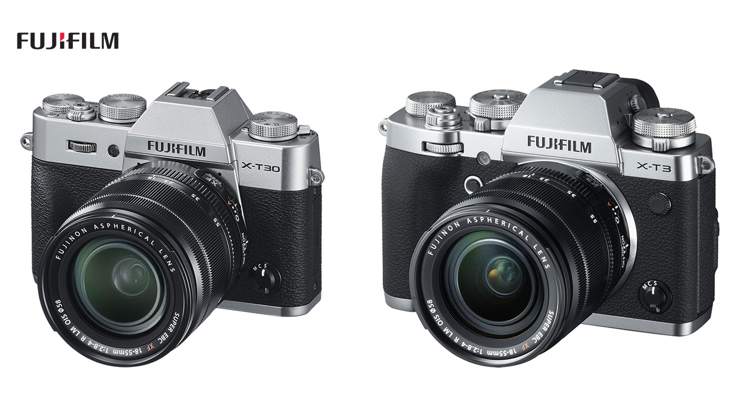 VIDEO: Fujifilm X-T30 - First Look at the Baby X-T3