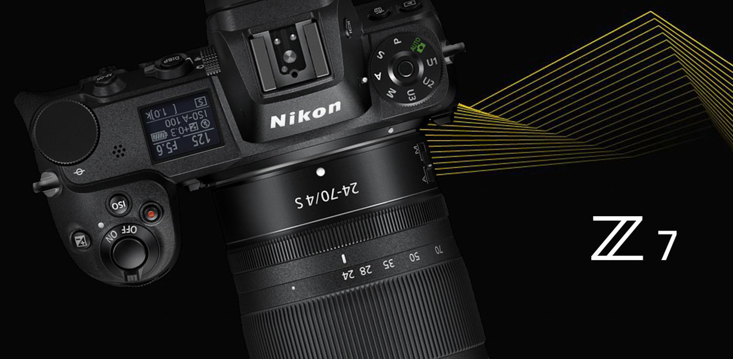 NOW IN STOCK: The Nikon Z 7