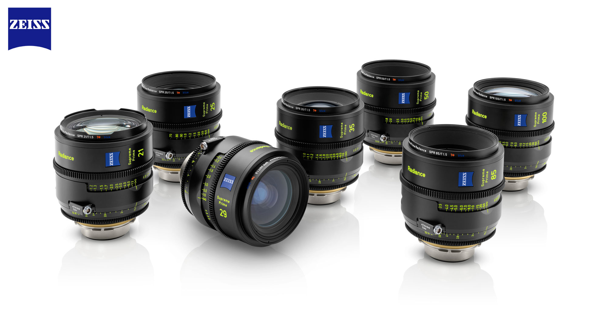 NEWS: ZEISS Unveils New Supreme Prime Radiance Lenses