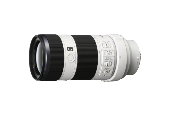Sony 70-200mm lens hire