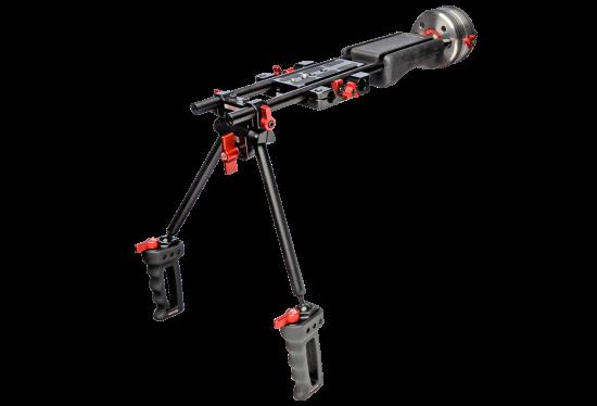 Hireacamera - Zacuto Stinger For Canon C100-C300-C500 hire