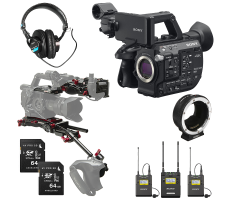 Sony FS5 package hire