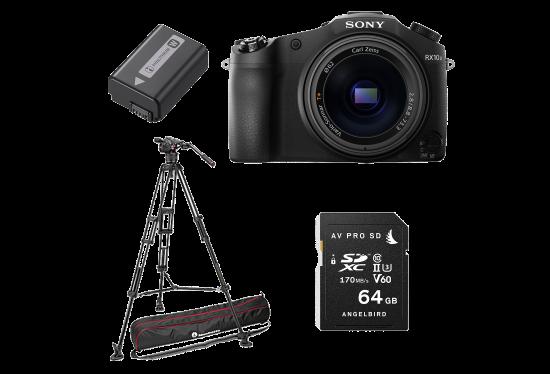 DSC-RX10 II Pro Slow Motion Package Hire