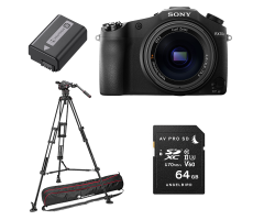 Sony RX10 II package hire