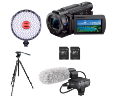 Sony AXP33 package hire