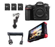 Nikon D500 video package