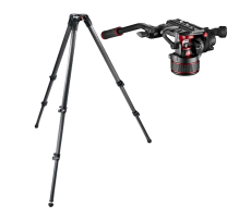 Manfrotto video tripod hire