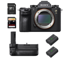 Sony a9 package hire