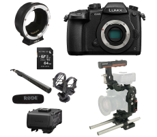 Panasonic GH5 Package hire