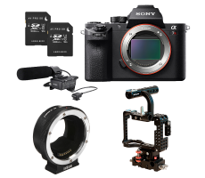 Sony a7r II package hire