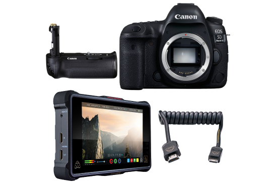 5D Mark IV DSLR Motion Package
