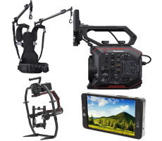 Panasonic EVA1 hire