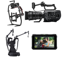 Sony FS7K package hire