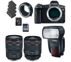 Canon EOS R packages