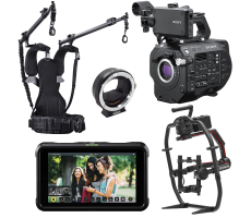 Sony FS7 II filmmaking package