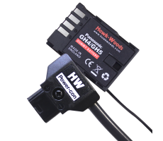 Panasonic D-Tap cable