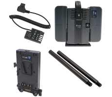 Panasonic D-Tap kit hire